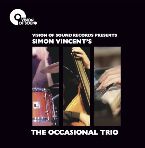 Simon Vincent The Occasional Trio EP Cover